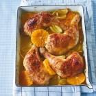 Rezept des Tages: Orangenhähnchen