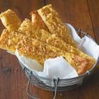 Pizza-Brot-Streifen