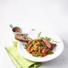 Ratatouille mit Merguez