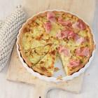 Sauerkraut-Tarte mit Fenchel