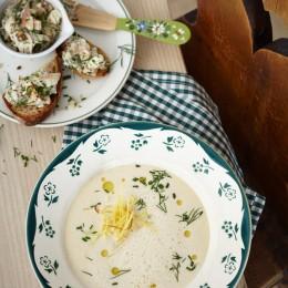 Allgäuer Kartoffel-Kraut-Suppe