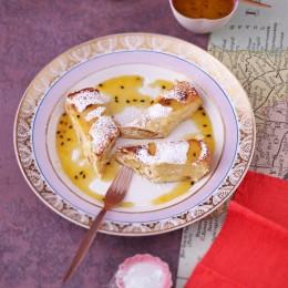 Bananen-Topfen-Palatschinken