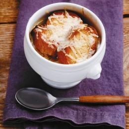 Rezept des Tages: Französische Zwiebelsuppe
