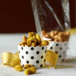 Gewürz-Cashews