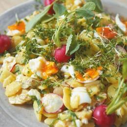 Kartoffel-Eier-Salat