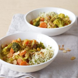 Kichererbsencurry