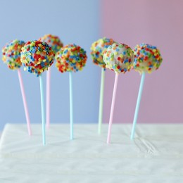 Konfetti-Cakepops