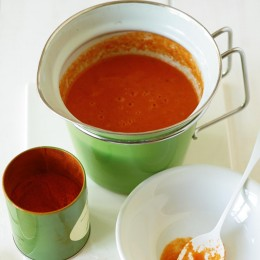 Paprika-Sugo