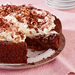 Schoko-Schoko-Kuchen
