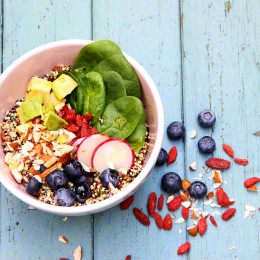 Superfood-Bowl