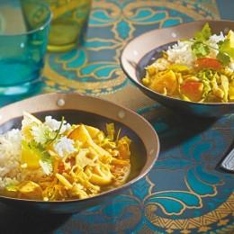 Rezept des Tages: Vegetarisches Curry