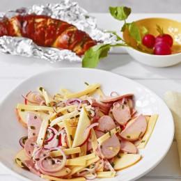 Rezept des Tages: Wurstsalat