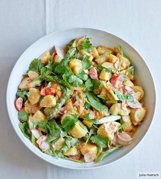 Asia-Kartoffelsalat