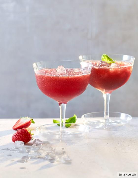berry basil rezept essen und trinken. Black Bedroom Furniture Sets. Home Design Ideas