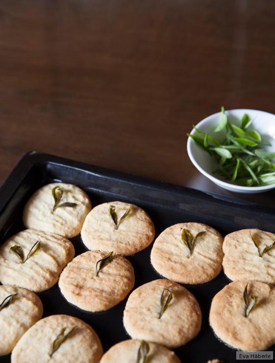 Butter Cookies (Nan Khatai)