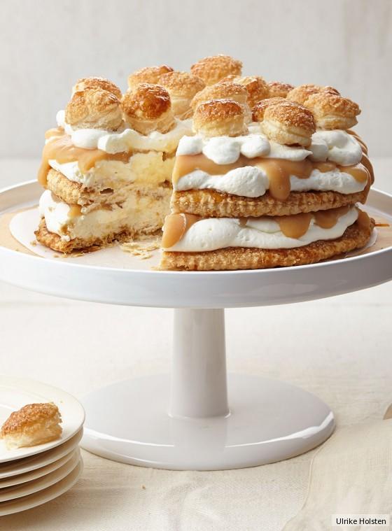 Friesentorte mit Quittenmus