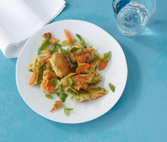 Gemüse-Schmarren