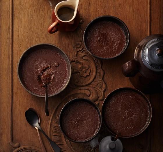 Kaffee-Schoko-Crème-brûlée