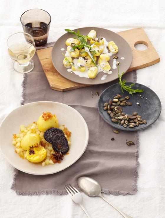 Kartoffelteig (Grundrezept)