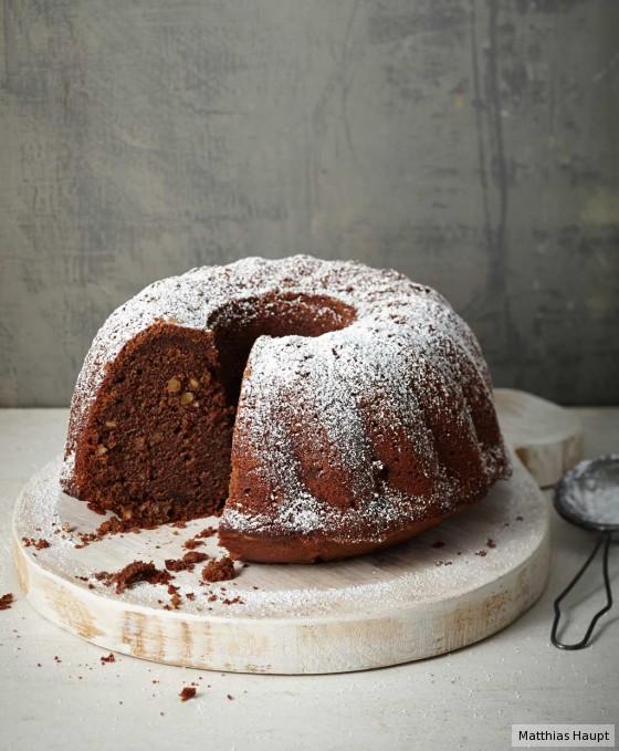 Lebkuchen-Gugelhupf