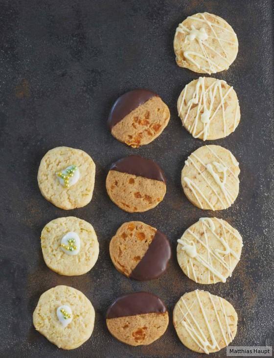 1 teig 50 kekse: