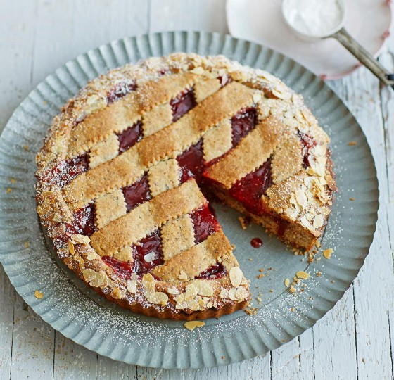 Linzer Blitz Torte Recipes — Dishmaps