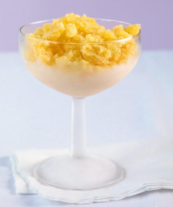 Mango-Granita