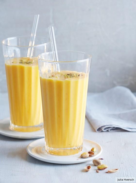 Mango-Kardamom-Lassi