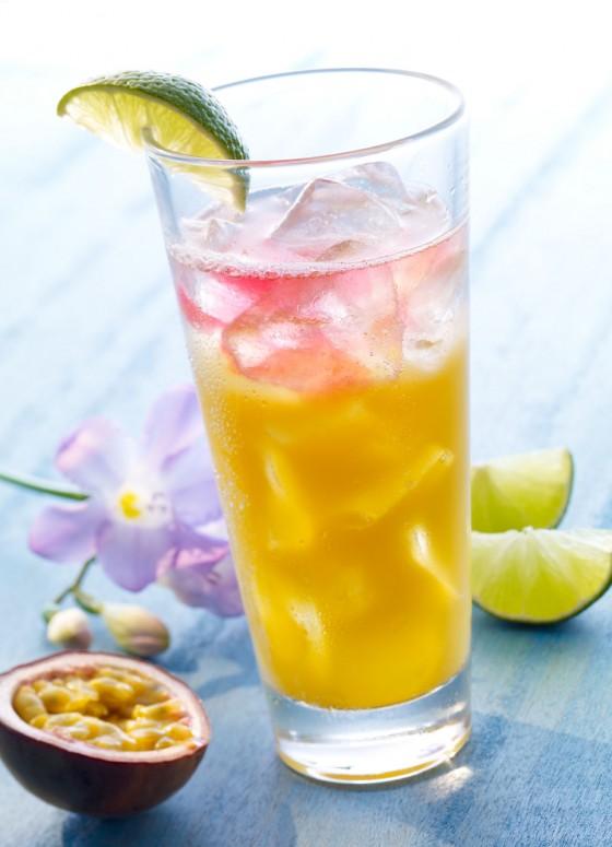 Mineralwasser-Cocktail: Aqua Fit