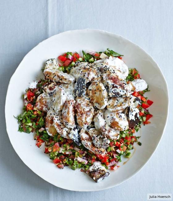 Orient-Kartoffelsalat