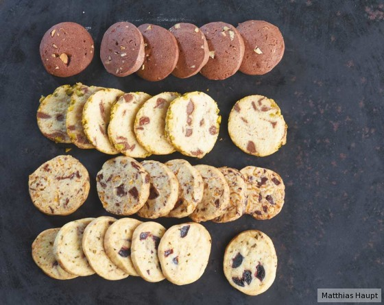Rauchmandel-Chili-Kekse