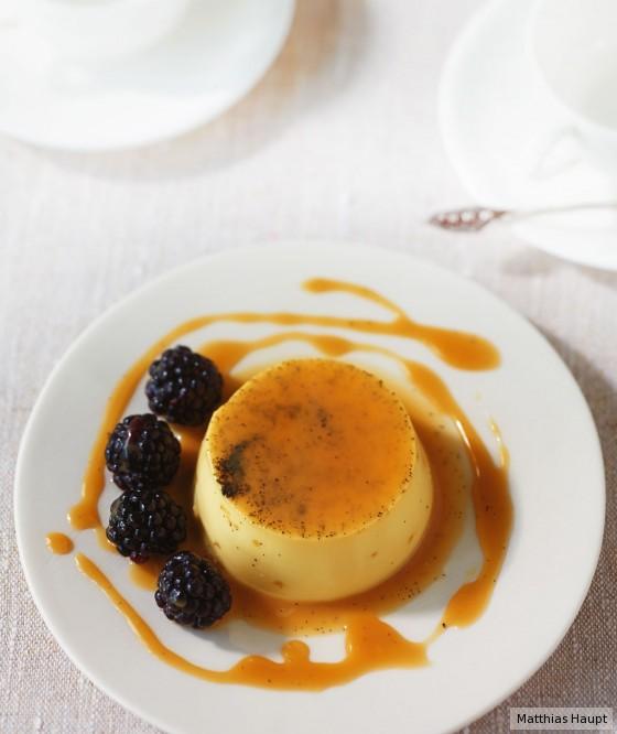 Rosmarin-Crème-Caramel