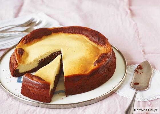 Schoko-Quark-Kuchen