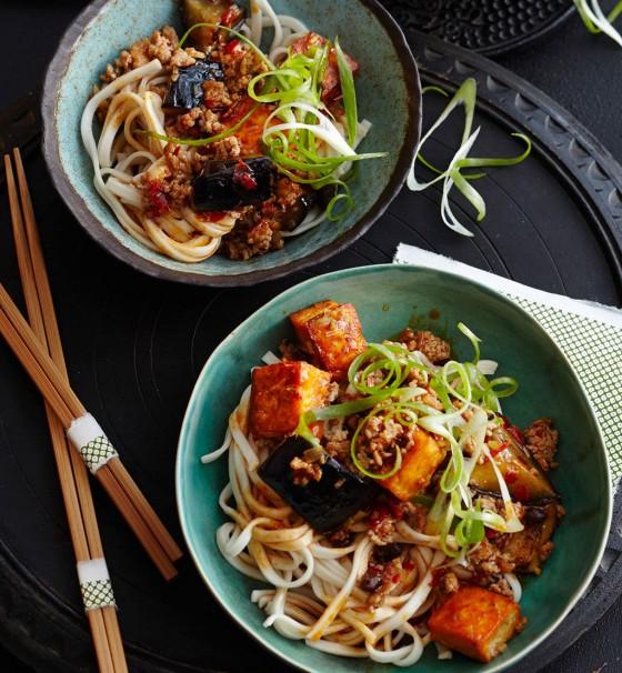 Schweinehack Mit Tofu