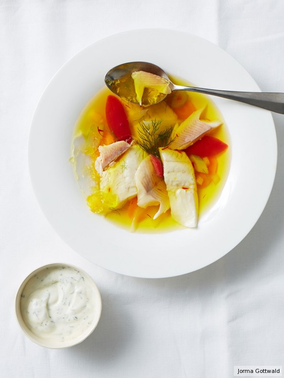 Teller-Fischsülze