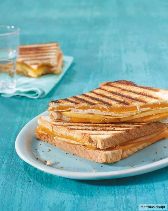 Toast-Sandwich