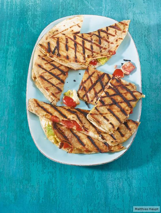 Tortilla- Sandwich