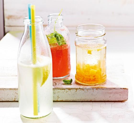 Zitronengras-Ingwer-Tee