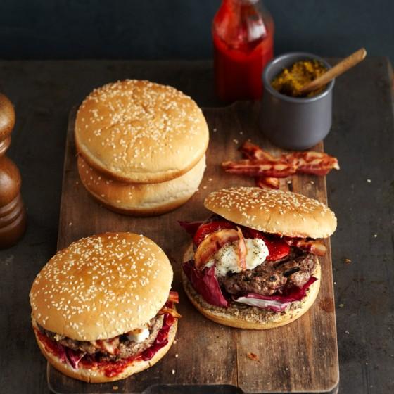 hamburger rezept essen trinken. Black Bedroom Furniture Sets. Home Design Ideas