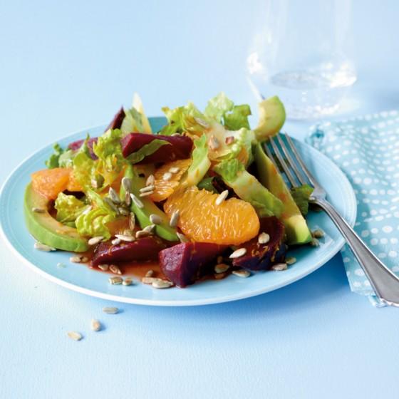 Rote-Bete-Avocado-Salat