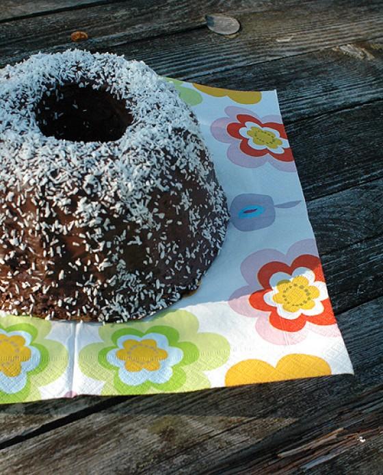Schoko kokos kuchen nahrwerte