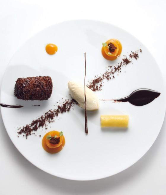 """Schokolade Aprikose Mandel """"fest und flüssig"""""""