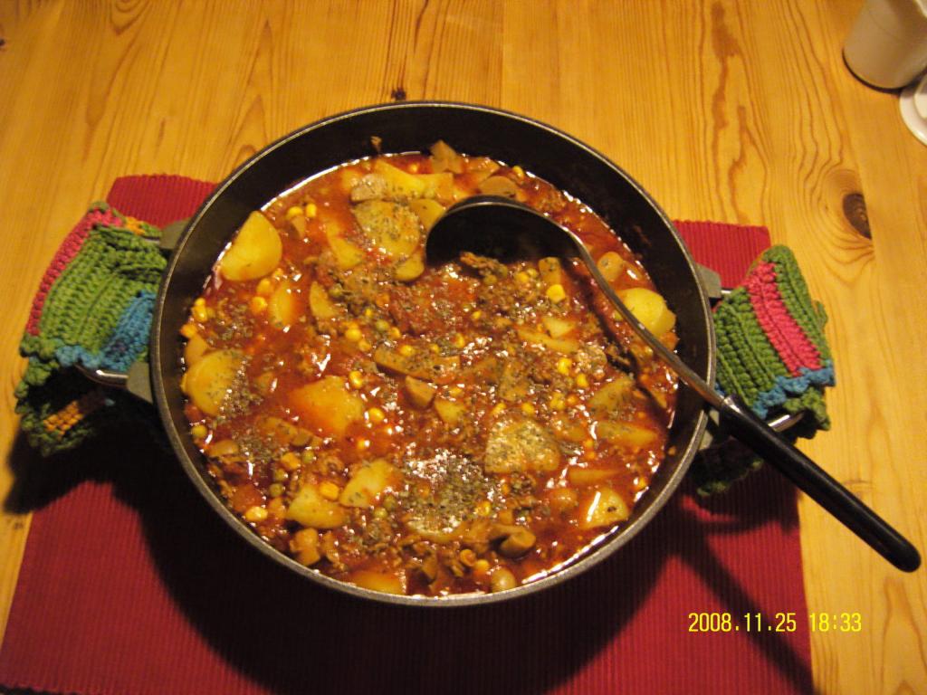 Abendessen rezepte mit hackfleisch