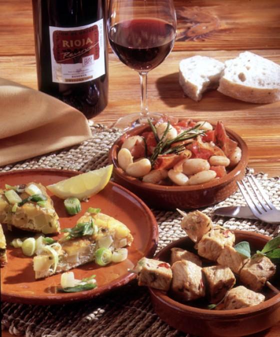 blutwurst tapas spanisches fingerfood 25 essen trinken. Black Bedroom Furniture Sets. Home Design Ideas