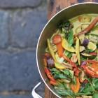 Grünes Dschungel-Curry