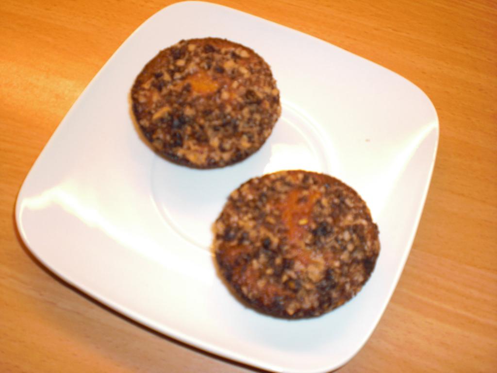 hanuta muffins rezept essen und trinken. Black Bedroom Furniture Sets. Home Design Ideas