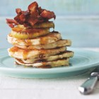 Apfel-Buttermilch-Pfannkuchen