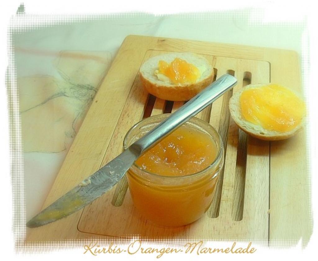 k rbis orangen marmelade rezept essen und trinken. Black Bedroom Furniture Sets. Home Design Ideas