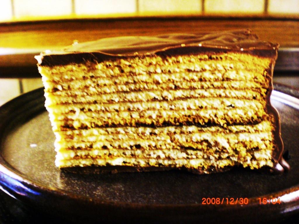 Baumkuchen (vom Blech) Rezept - [ESSEN UND TRINKEN]