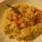 Chicoree-Risotto mit Bacon